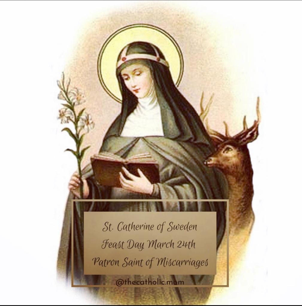 St. Catherine of Sweden